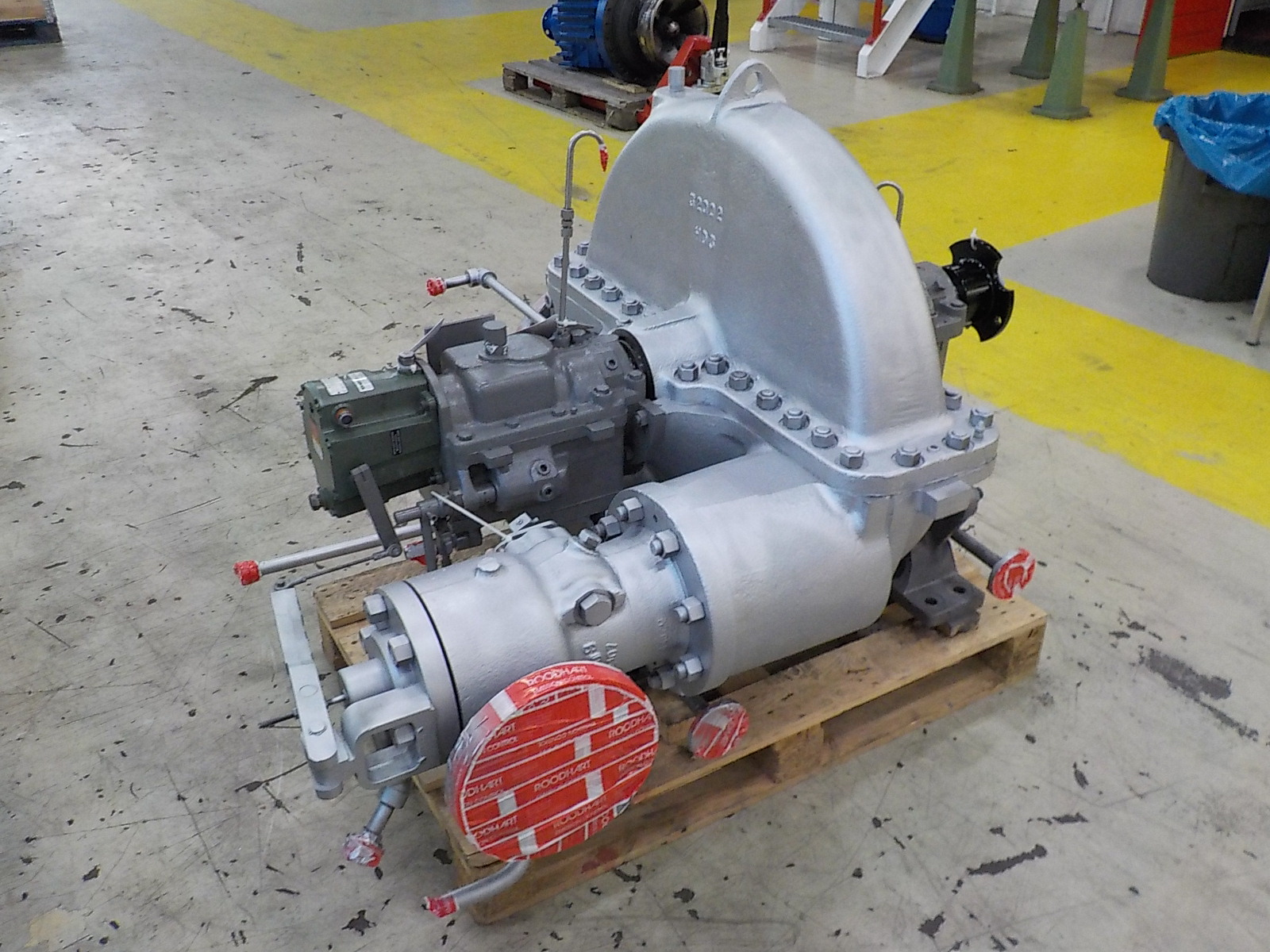Revisie turbine